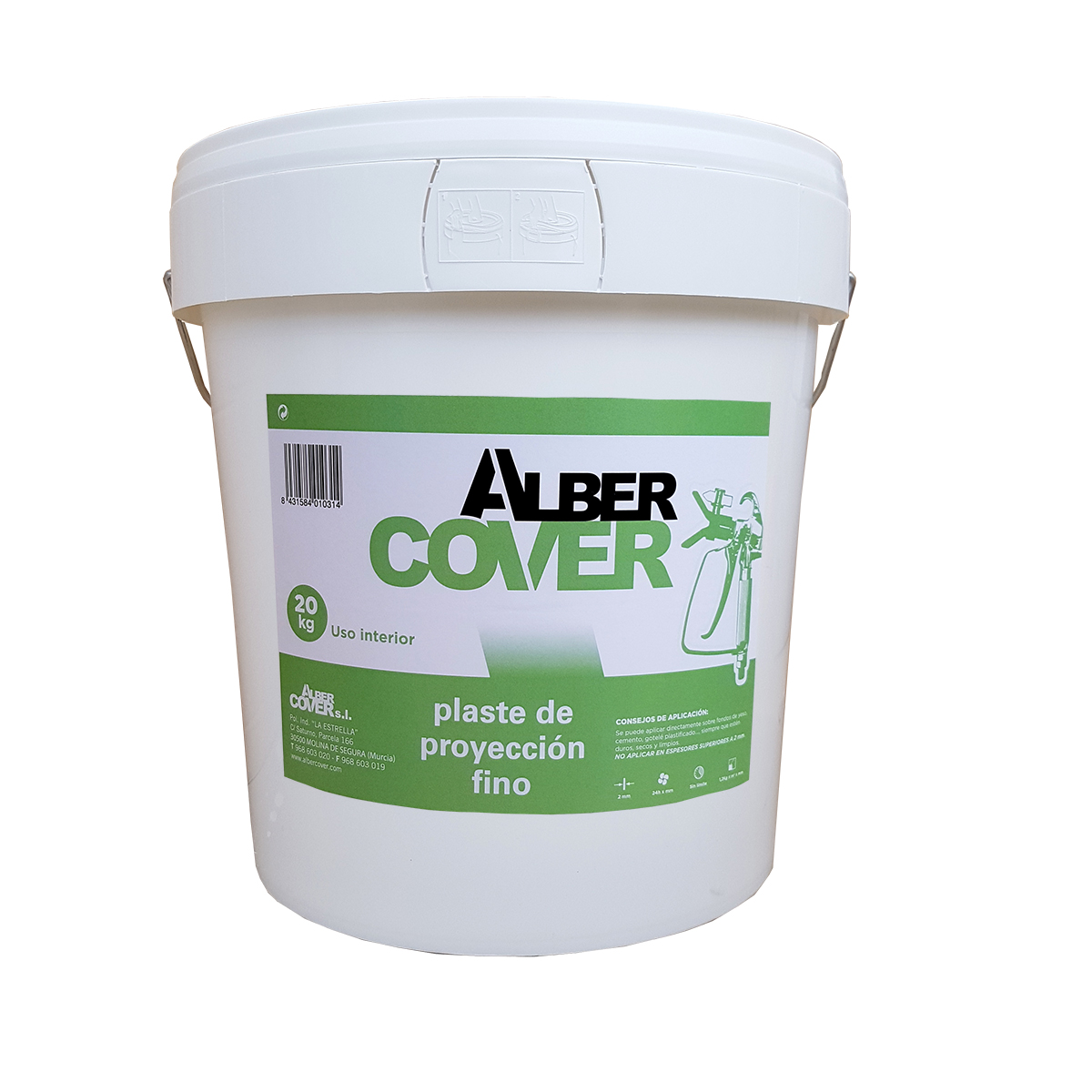 Cemento Blanco